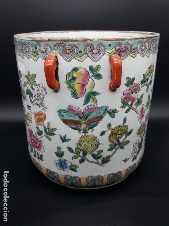 MACETERO (Antigüedades - Porcelanas y Cerámicas - China)