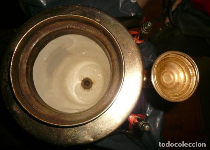 Antigüedades: DISPENSADOR DE BEBIDAS CALIENTES JAMAT - Foto 15 - 103859595