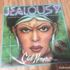 Discos de vinilo: CLUB NOUVEAU ?– JEALOUSY. Lote 136689854