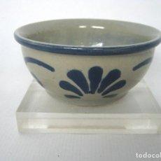 Antigüedades: BELLO TAZON CUENCO BOL DE GRES. Lote 136756190