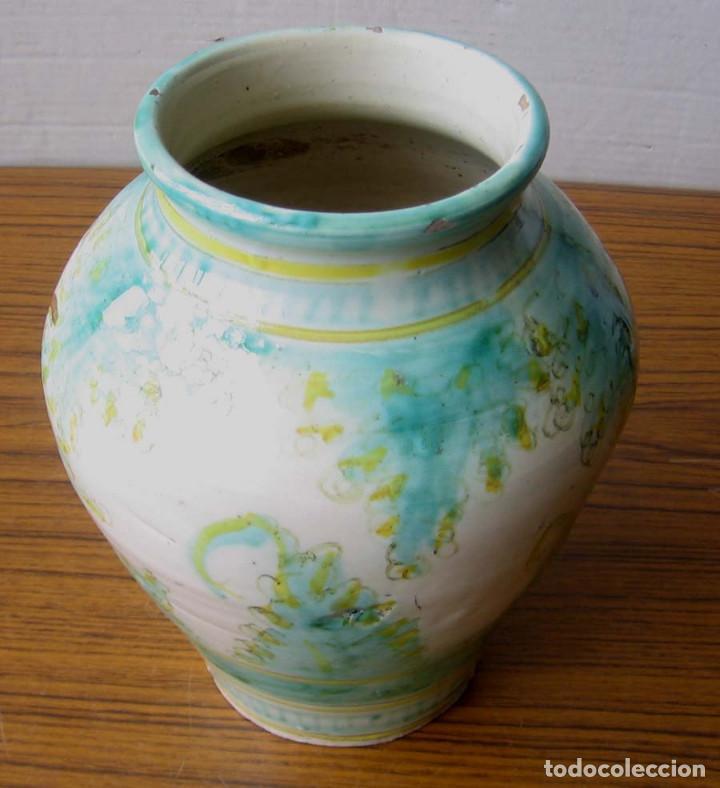 Antigüedades: VASIJA de cerámica ARZOBISPO - Foto 2 - 136759174