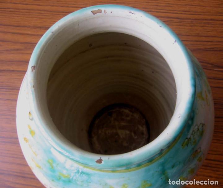 Antigüedades: VASIJA de cerámica ARZOBISPO - Foto 3 - 136759174