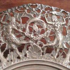 Antigüedades: GRAN CENTRO DE MESA MODERNISTA - ART NOUVEAU. Lote 136774750