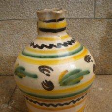 Antigüedades: ANTIGUO CANTARO DE PUENTE DEL ARZOBISPO. Lote 136801314