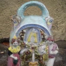 Antigüedades: BOTIJO DE VALENCIA. Lote 136803514