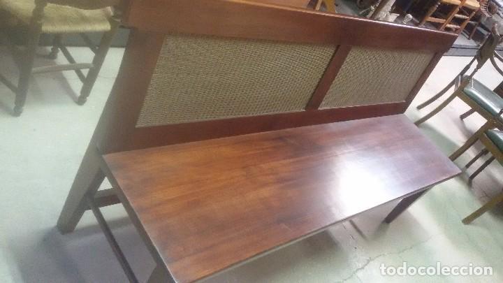 Antigüedades: Banco de madera - Foto 3 - 136817250