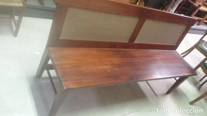 Antigüedades: Banco de madera - Foto 5 - 136817250