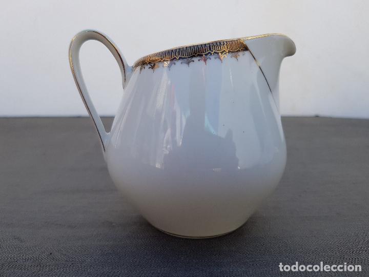 AZUCARERO PORCELANA SELLADA BAVARIA (Antigüedades - Porcelana y Cerámica - Alemana - Meissen)
