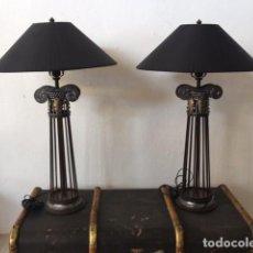 Antigüedades: LAMPARAS ART DECO. Lote 136873146