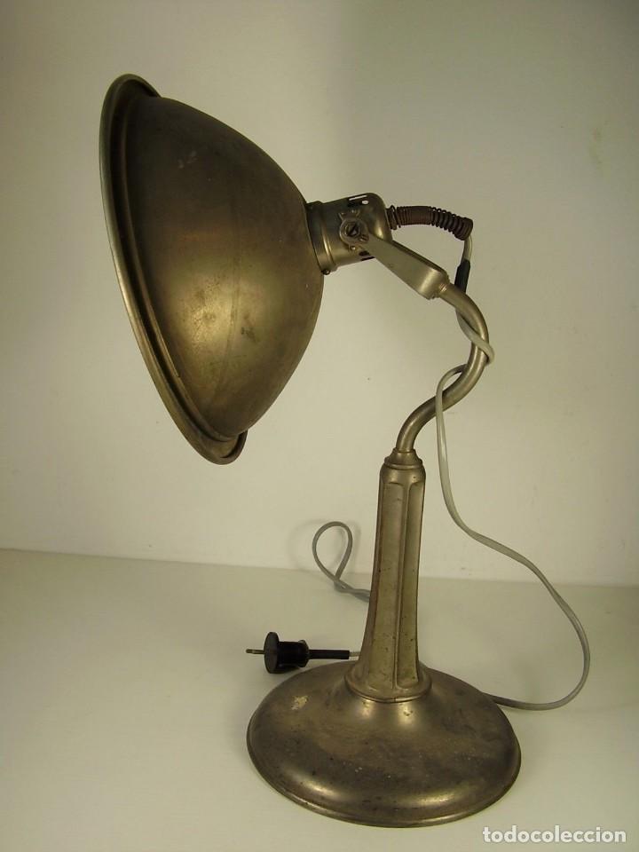 LÁMPARA ART DECO. 1920 (Antigüedades - Iluminación - Lámparas Antiguas)