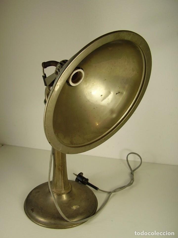 Antigüedades: Lámpara art deco. 1920 - Foto 4 - 136929130
