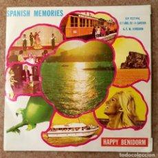 Discos de vinilo: FESTIVAL DE BENIDORM 1972, RARÍSIMO SINGLE . Lote 136937306