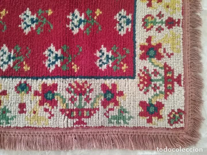 alfombra alpujarreña años 40. 120x60. - Comprar Alfombras ...