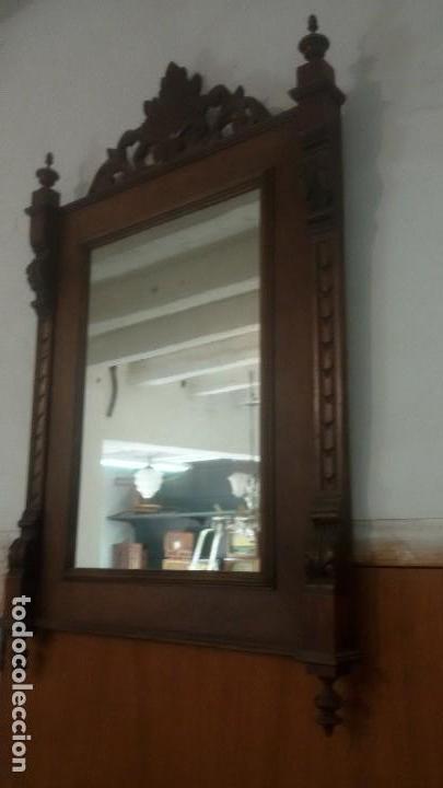 Antigüedades: Espejo isabelino - Foto 3 - 136973182