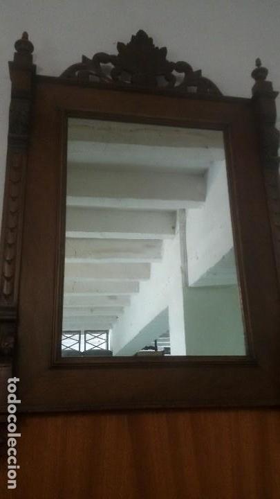 Antigüedades: Espejo isabelino - Foto 5 - 136973182