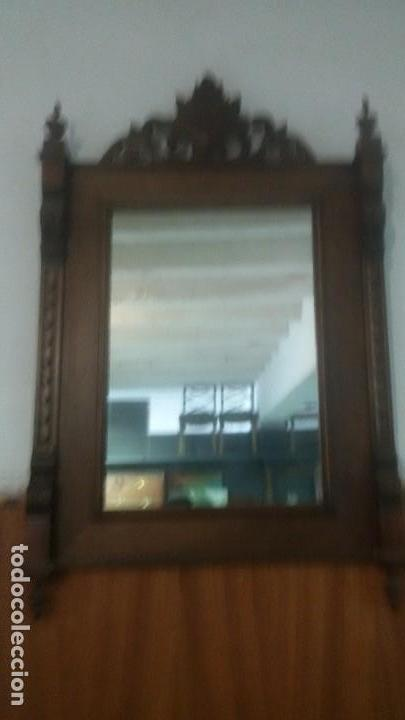 Antigüedades: Espejo isabelino - Foto 7 - 136973182