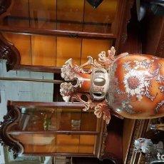 Antigüedades: PAREJA DE JARRONES. Lote 137111950