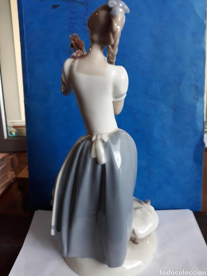 Antigüedades: Porcelana del escultor fulgensio gracia - Foto 3 - 137122044