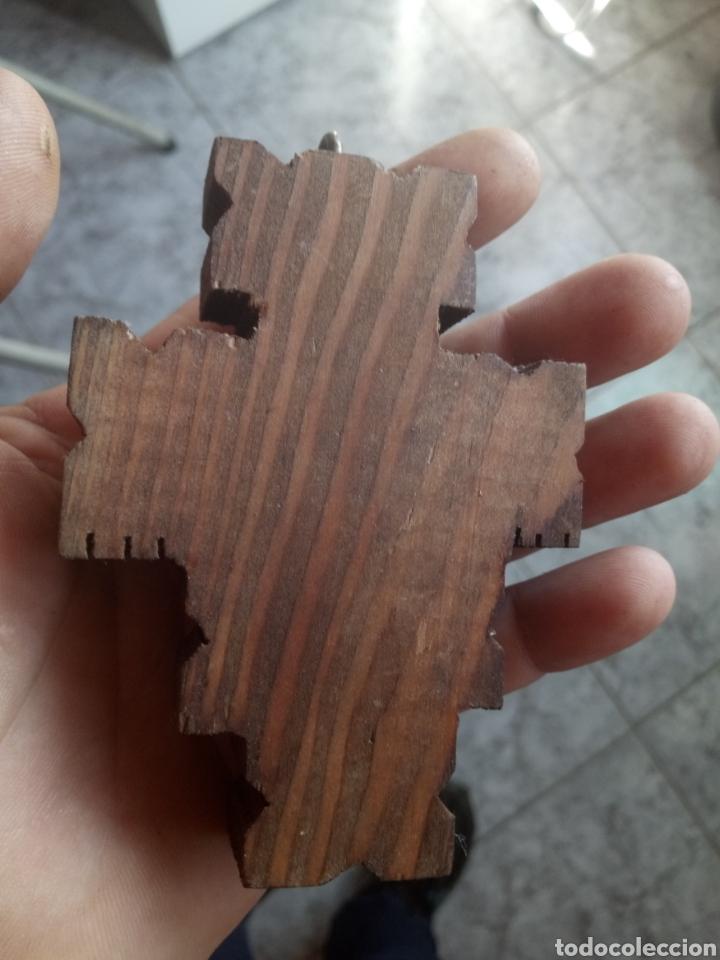 Antigüedades: UNA ESPECIE DE CRUCIFIJO - Foto 2 - 137196281