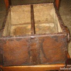 Antigüedades: MEDIDA DE GRANO. Lote 137201874