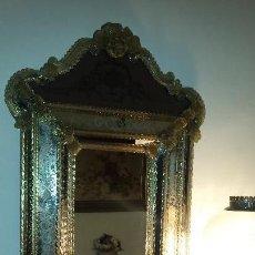 Antigüedades: ESPEJO VENECIANO. Lote 137250526