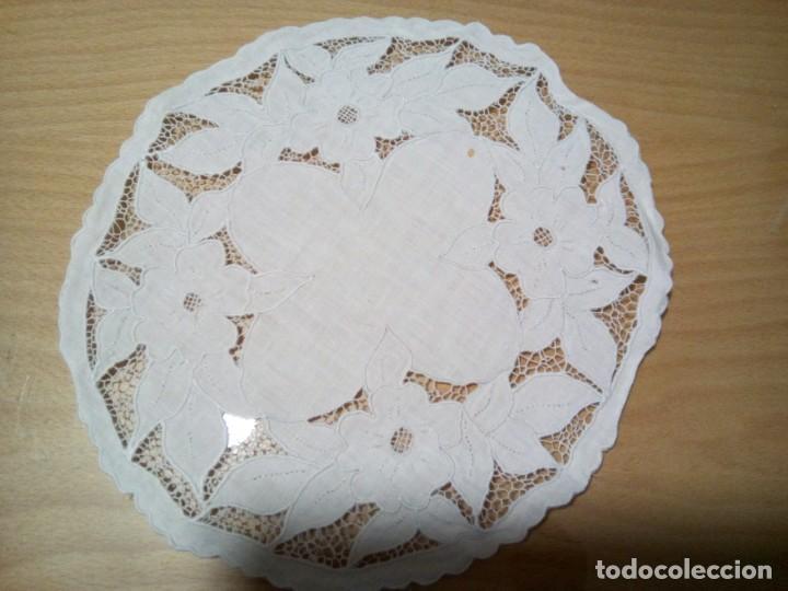 Antigüedades: *ANTIGUOS TAPETES PARA PAN. (RF: 214/b) - Foto 2 - 137290430
