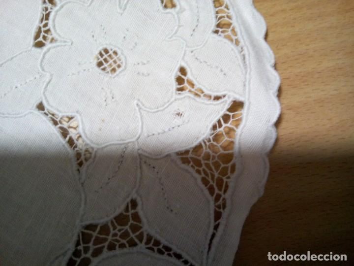 Antigüedades: *ANTIGUOS TAPETES PARA PAN. (RF: 214/b) - Foto 3 - 137290430