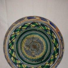 Antigüedades: ANTIGUO LEBRILLO DE TRIANA. Lote 137362506