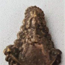 Antigüedades: ANTIGUO BROCHE DE LA VIRGEN DEL ROCÍO. Lote 137381458