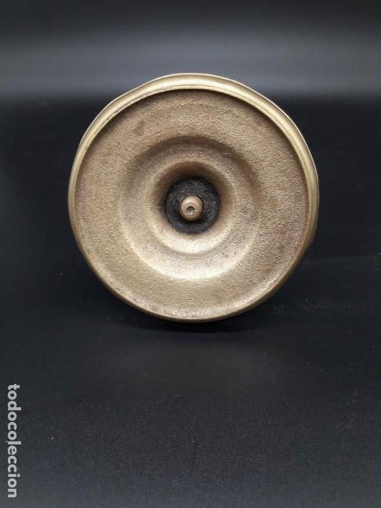 Antigüedades: Candelero barroco - Foto 4 - 136816454