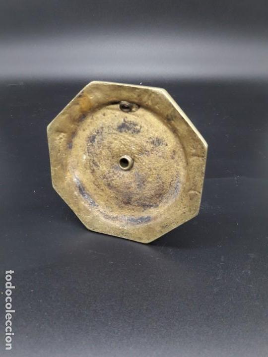 Antigüedades: Candelero torneado - Foto 4 - 136817154