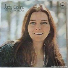 Discos de vinilo: JUDY COLLINS. RECOLLECTIONS. LP ORIGINAL ESPAÑA.. Lote 137384518