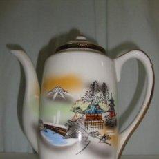 Antigüedades: TETERA PORCELANA CHINA. Lote 137409274