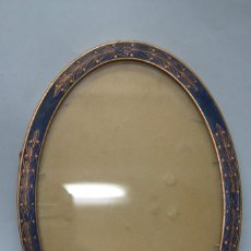 Antigüedades: BONITO MARCO OVALADO. PPIOS. SIGLO XX. Lote 137456238