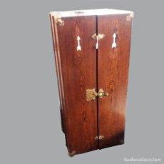 Antigüedades: BAÚL DE VIAJE. Lote 137496458