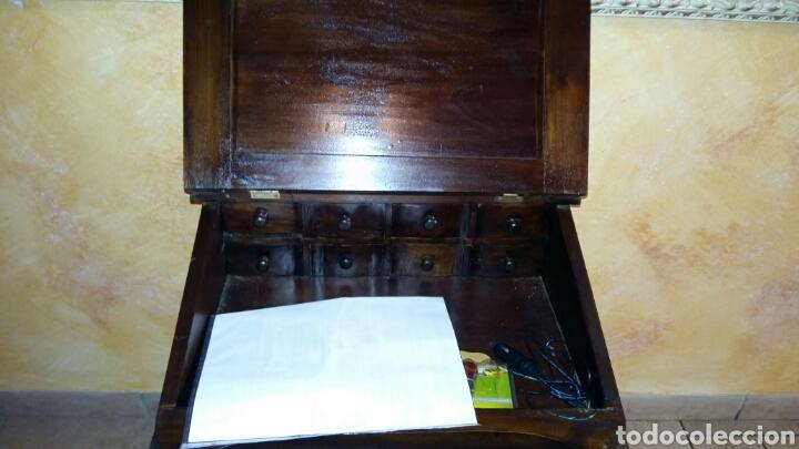 Antigüedades: Escritorio antiguo - Foto 5 - 137522669