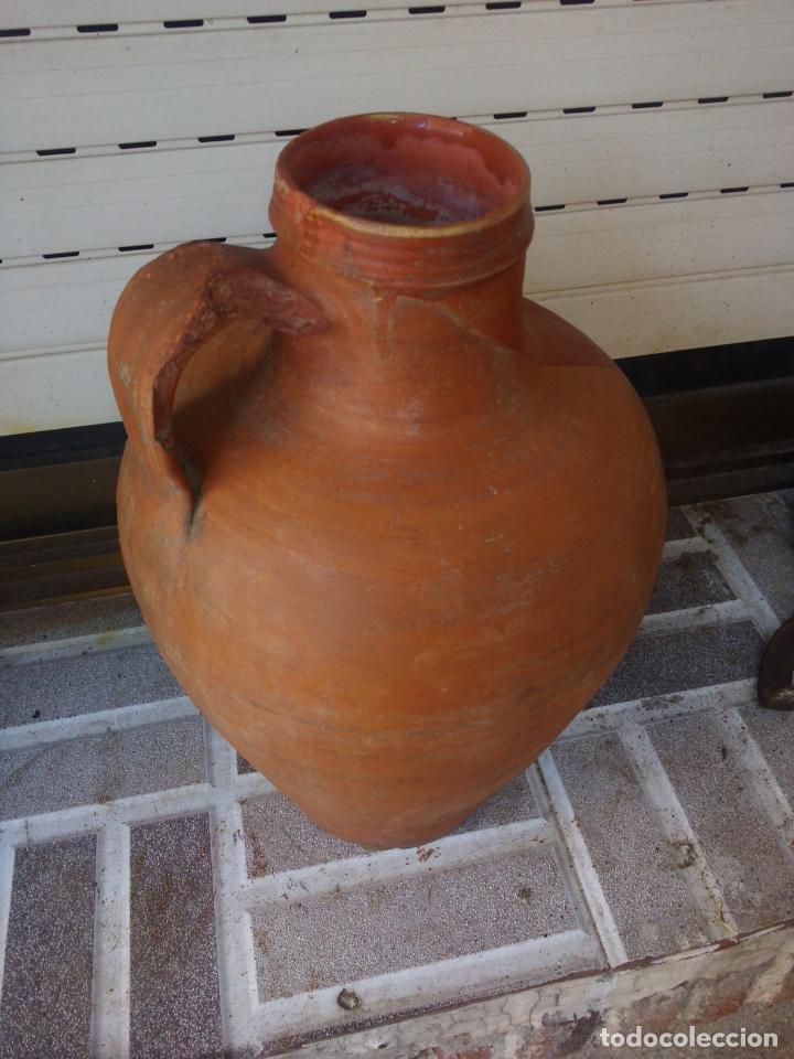 Antigüedades: Antiguo Cántaro de Agua, Ceramica Castellana. - Foto 6 - 137546754