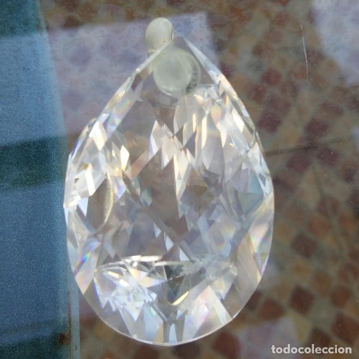 Antigüedades: Cisne cristal Swarovski sellado - Medidas: Largo 5,5Cm. Alto 4,5Cm. Ancho 3,5 Cm. - Foto 3 - 137621558