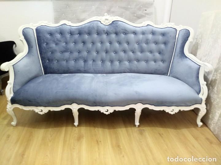 Sofas Y 2 Sillones Vintage Kaufen Antike Sofas In Todocoleccion
