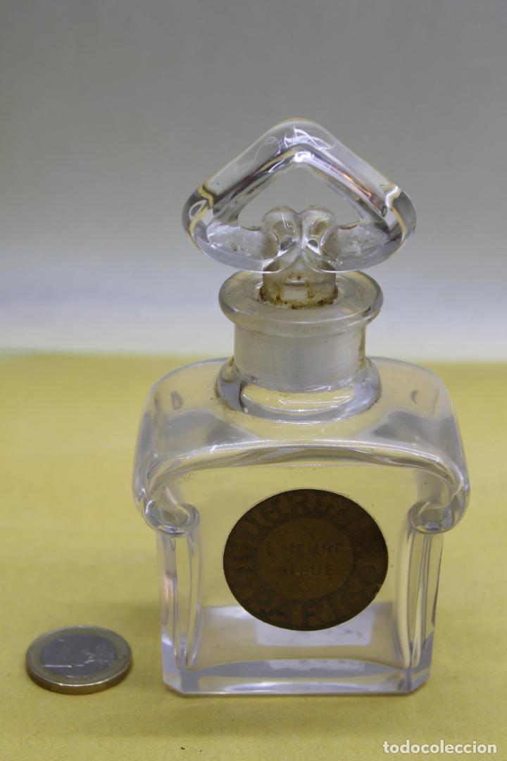 MITSUKO GUERLAIN- BOTE DE BACCARAT (Antigüedades - Cristal y Vidrio - Baccarat )