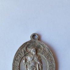 Antigüedades: MEDALLA AÑO SANTO 1909. Lote 137660574