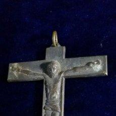 Antigüedades: PRECIOSO CRUCIFIJO CRUZ PECTORAL. Lote 137676370