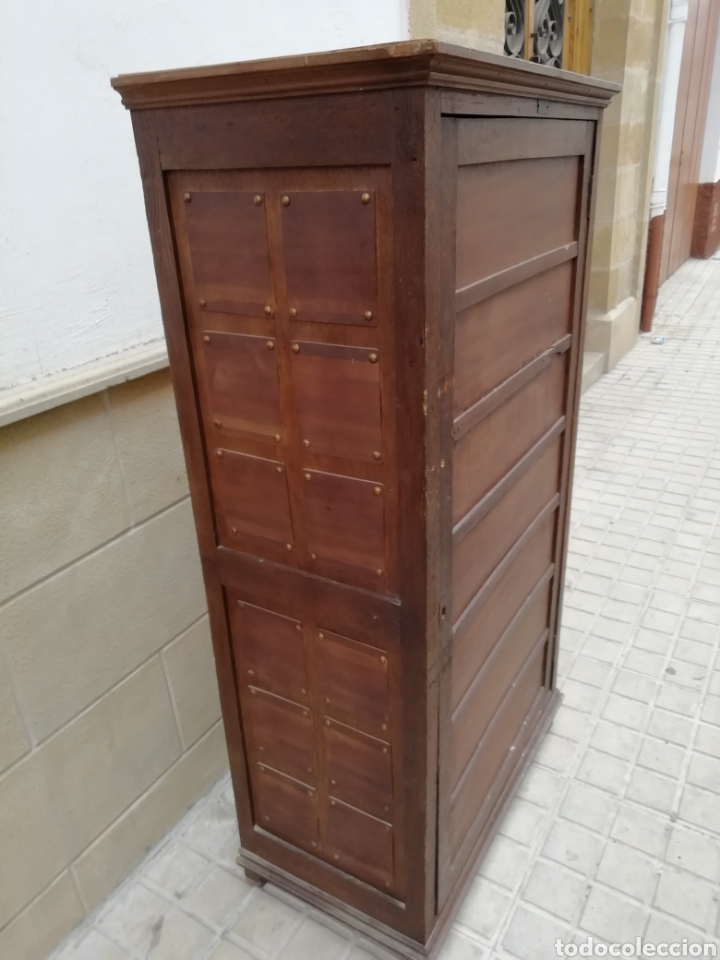 ANTIGUA ALACENA (Antigüedades - Muebles Antiguos - Armarios Antiguos)