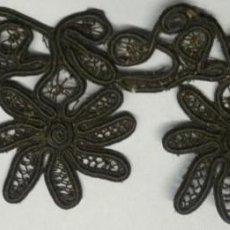 Antiguidades: ANTIGUA PIEZA DE CORDONERÍA S.XIX. Lote 137758638