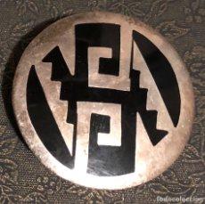 Antigüedades: BONITA CAJITA-PASTILLERO, EN PLATA 925. MÉXICO. Lote 137762809