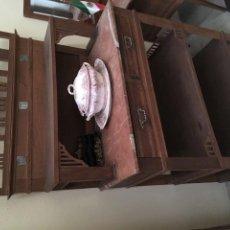 Antigüedades: PRECIOSO MUEBLE DE GRAN CALIDAD. Lote 122094867