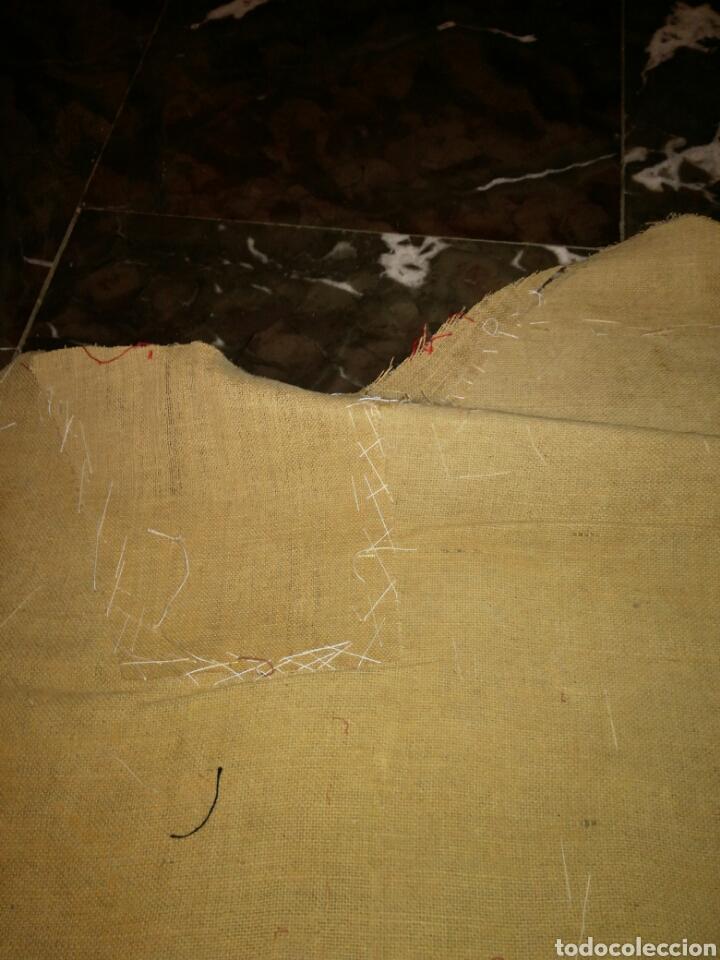 Antigüedades: Patron o interior de casulla - Foto 8 - 137795458