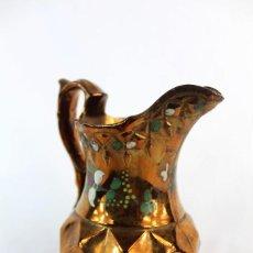 Antigüedades: JARRA DE BRISTOL ANTIGUA LUSTRE S XIX PERFECTO ESTADO. Lote 137827150