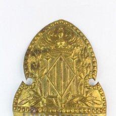 Antigüedades: PEINETA ANTIGUA VALENCIANA. Lote 137833526