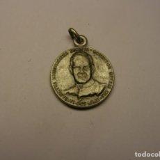 Antigüedades: ANTIGUA MEDALLA DE SAN JOSÉ MARIA ESCRIBÁ DE BALAGUER, OPUS DEI.. Lote 137934802